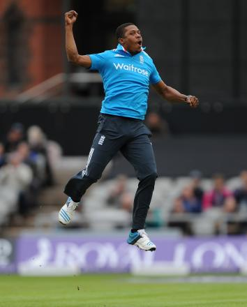 Chris Jordan has come on in leaps and bounds since joining Sussex