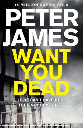 Exclusive extracts of Peter James's new novel
