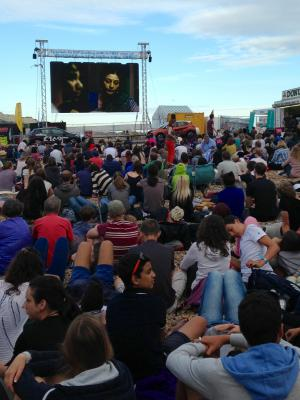 The Argus: big screen