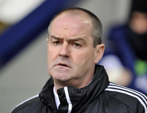 Steve Clarke is keen to get back into management