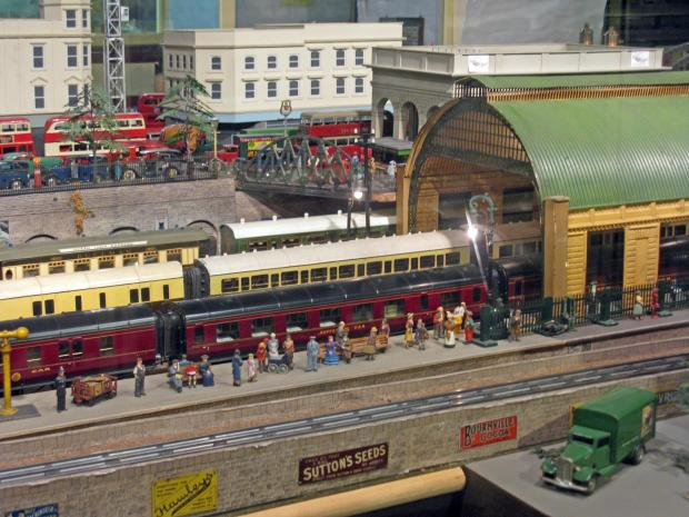£57k for toy museum exhibition