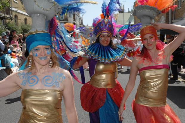 Carnival hits fundraiser target with two days to spare