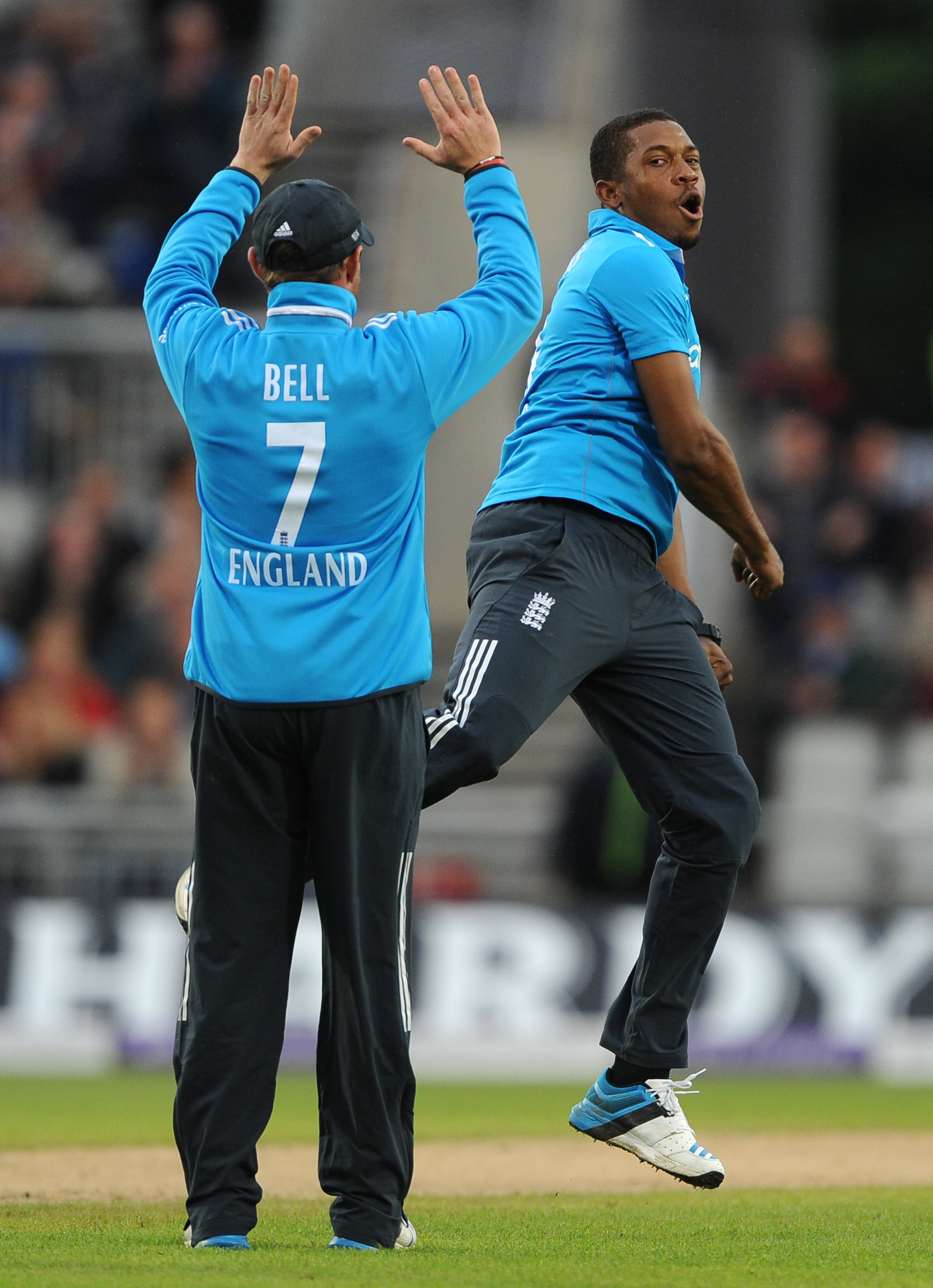Chris Jordan impressed in the one-day series with Sri Lanka