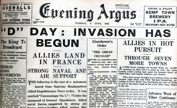 D-Day 70 years on - brutal, bloody and costly