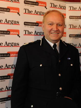 New Sussex Police chief constable announced as Giles York