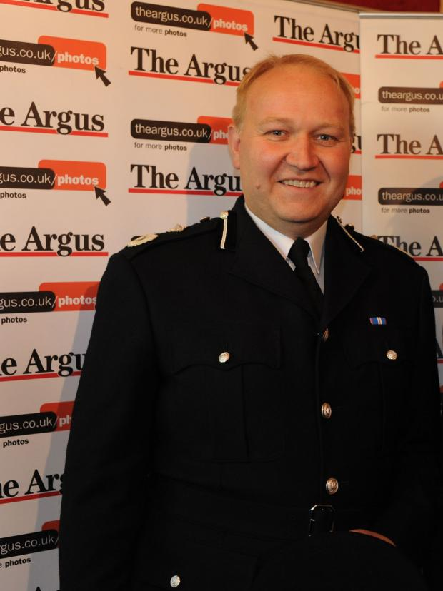 The Argus: New Sussex Police chief constable announced as Giles York