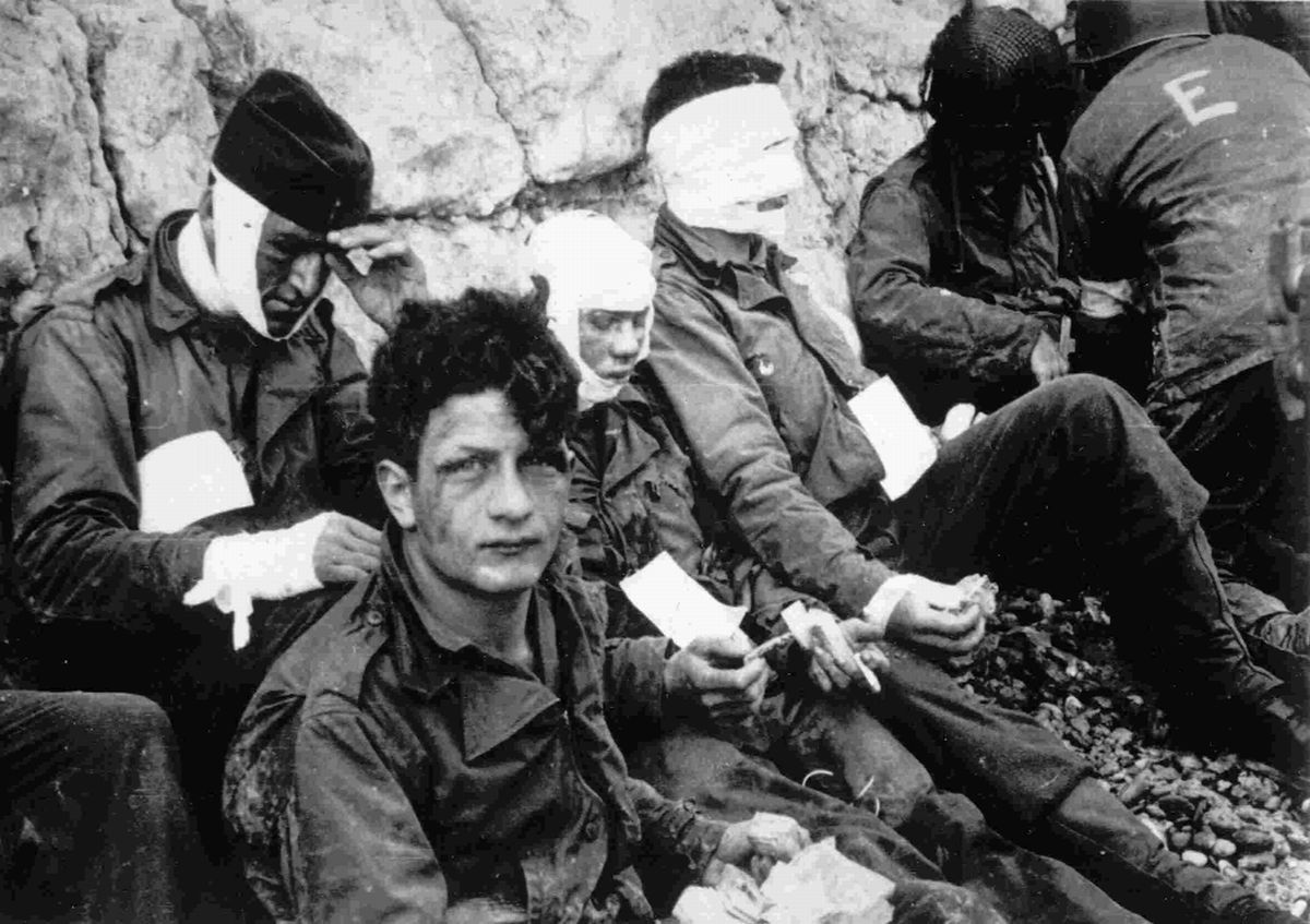 D-Day: Brutal, bloody and costly