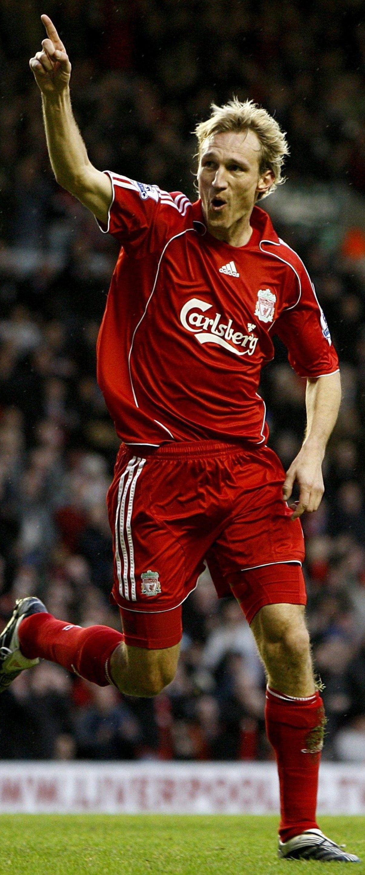 Sami Hyypia in his playing days with Liverpool