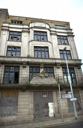 Deadline looms to save historic newspaper offices
