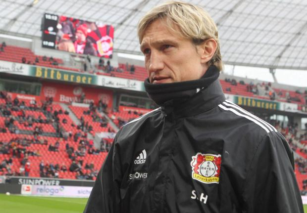 Sami Hyypia hoped to bring in his former Bayer Leverkusen assistant (pic by Andrea Pohl/Bild Zeitung)