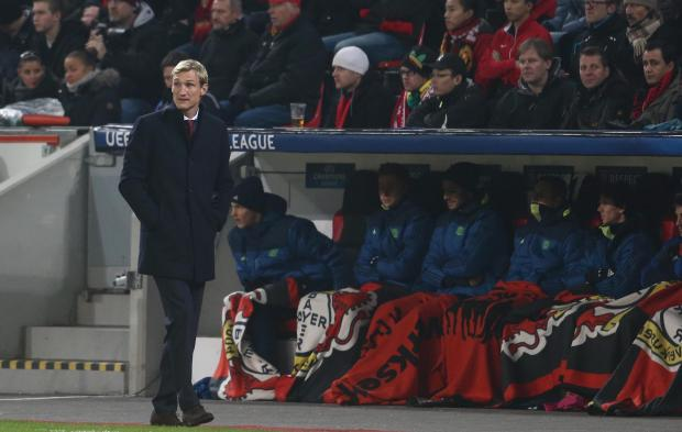 Sami Hyypia has been watching Albion games from last season. Picture: 'ANDREAS POHL/ BILD ZEITUNG