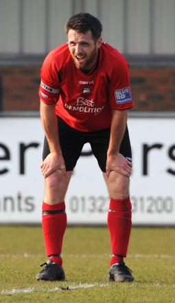 Ben Austin spent 12 seasons at Eastbourne Borough
