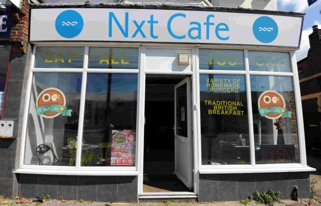 The Nxt Cafe