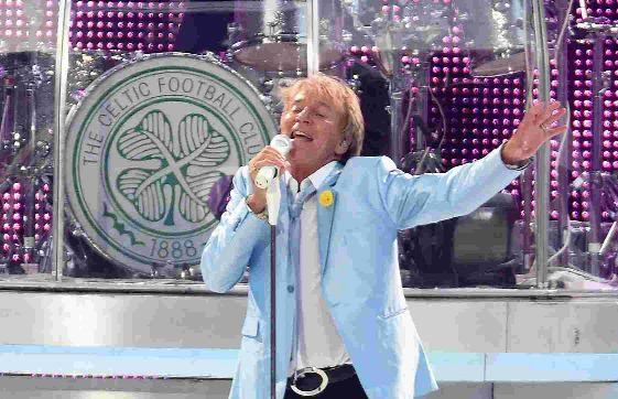 Rod Stewart brings the city £2 million
