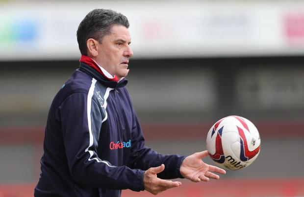 John Gregory has plans to add a couple of experienced players