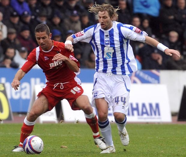 Albion and Cheltenham were regular adversaries in League One days