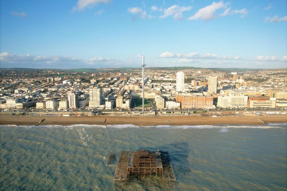 i360 boss speaks exclusively about her confidence in the seafront tower