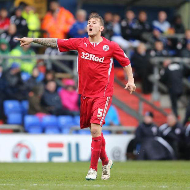 The Argus: Kyle McFadzean has joined MK Dons after four years with Crawley