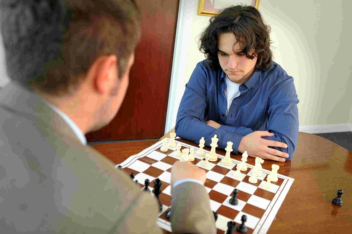 Teenager takes a year off to play chess