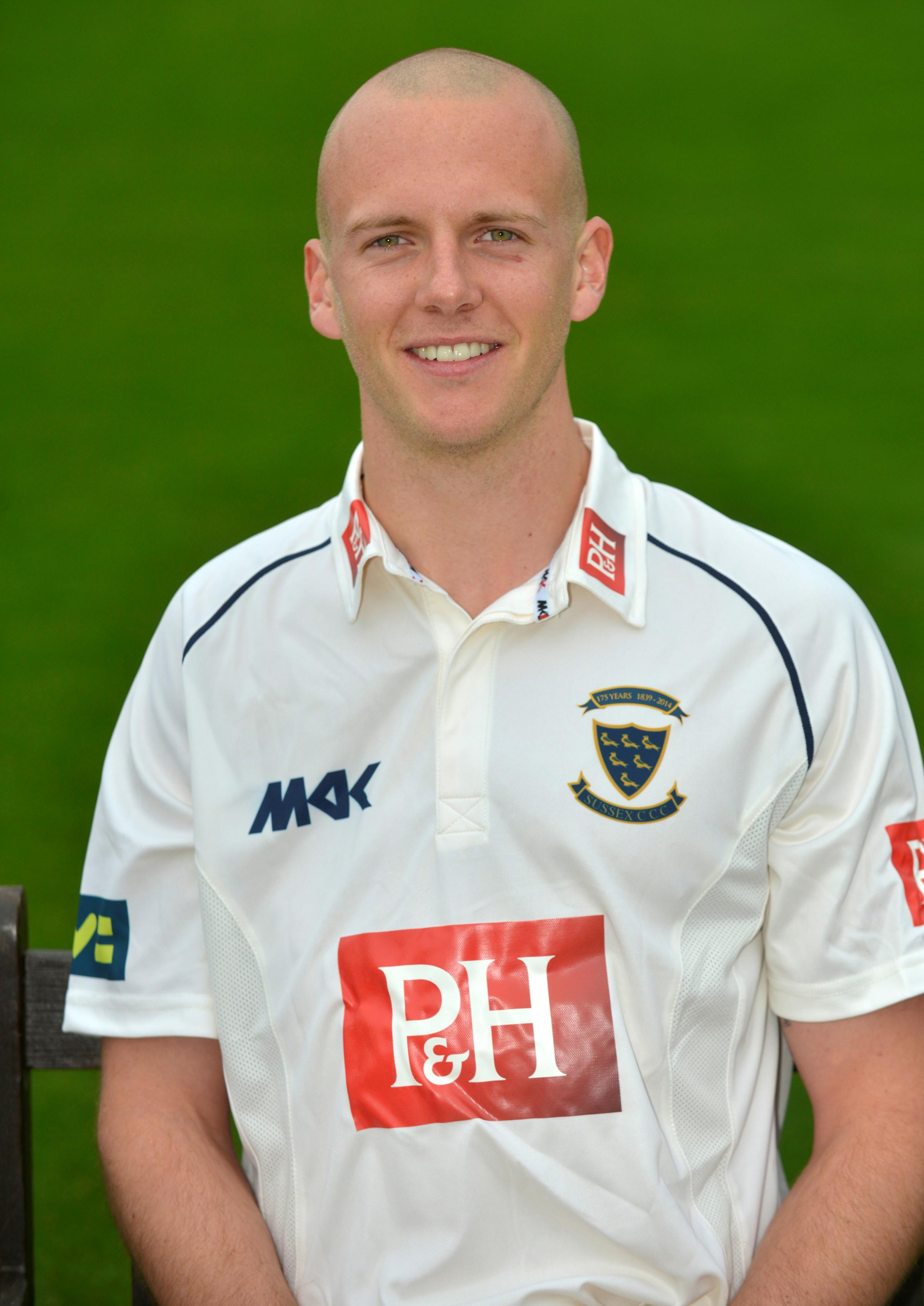 Lewis Hatchett took five wickets