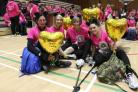 Walkers raise £143,000 for St Barnabas House hospice