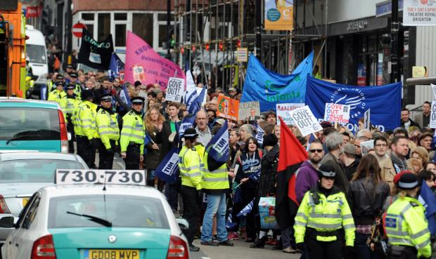 Widespread disruption forecast with multi-union strike on the horizon