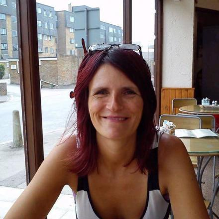 Louise Graham, 39, from Bognor Regis.