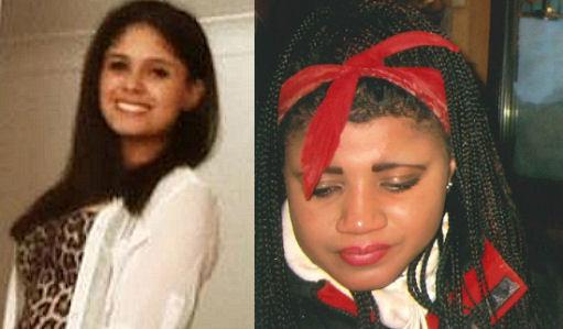 Two 16-year-old girls missing after last being seen with a suitcase