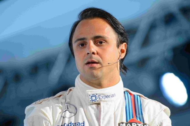 Felipe Massa will be appearing at Goodwood Festival of Speed today