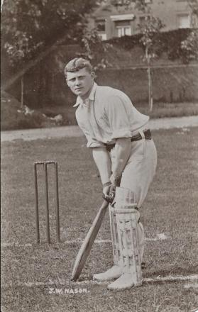 Photos supplied by the Sussex Cricket World museum