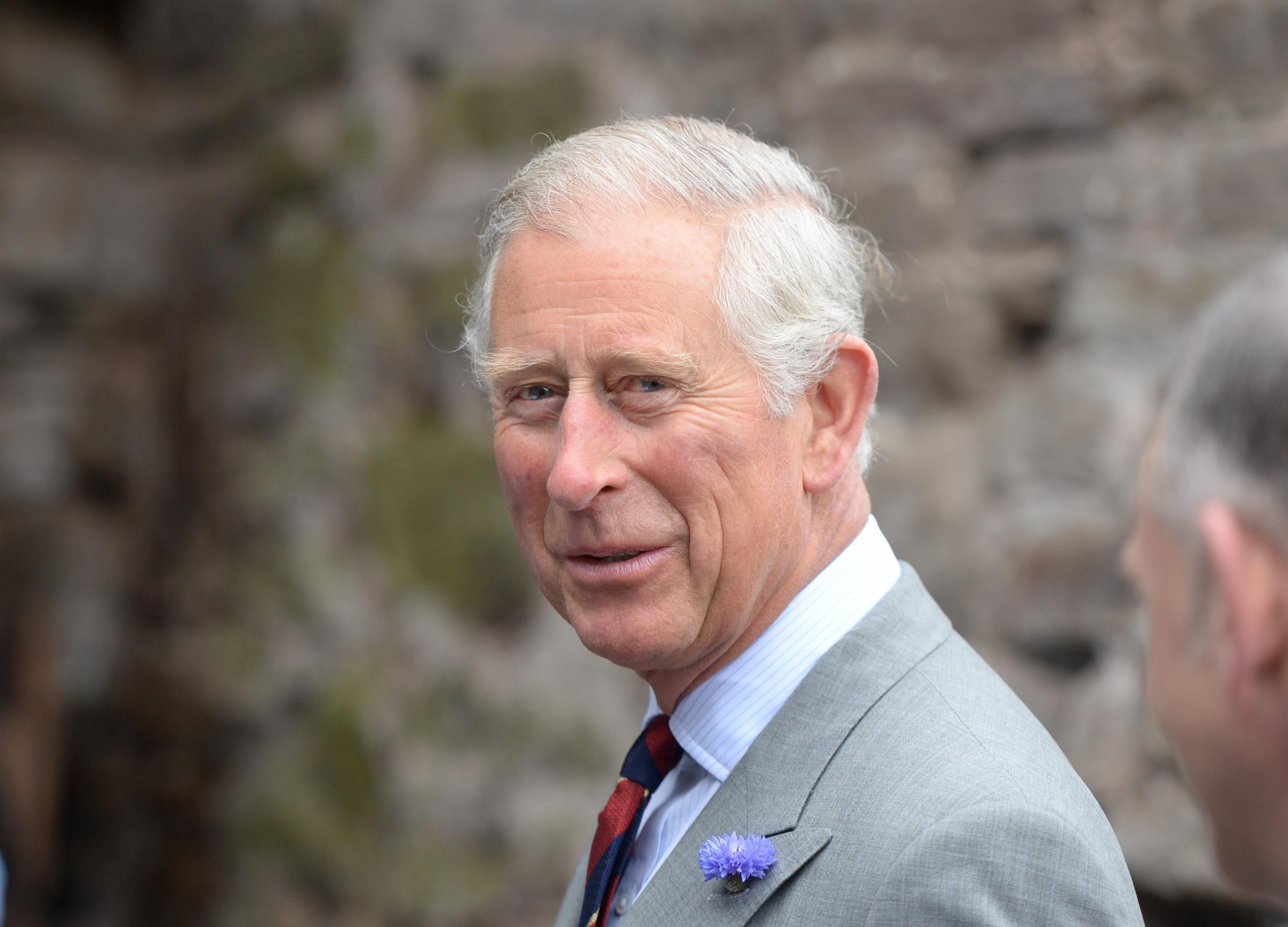 Prince of Wales heads to Sussex