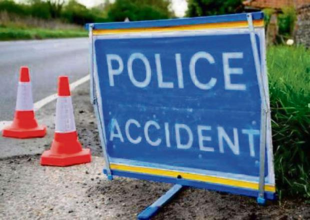 A27 delays after crash