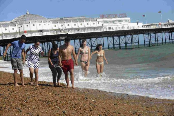 Sussex could be hotter than Barbados this week