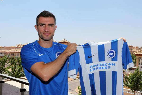 Aaron Hughes wants Premier League football with Albion