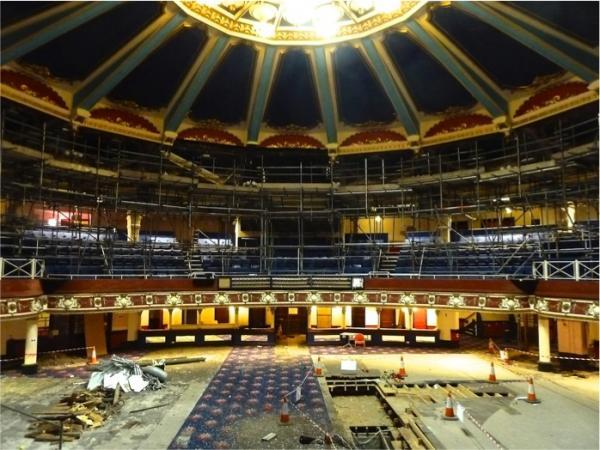 The Argus: Inside the Brighton Hippodrome