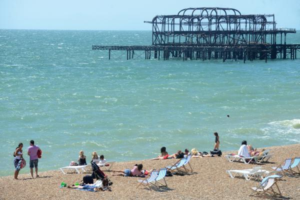 Heatwave health warning for Sussex