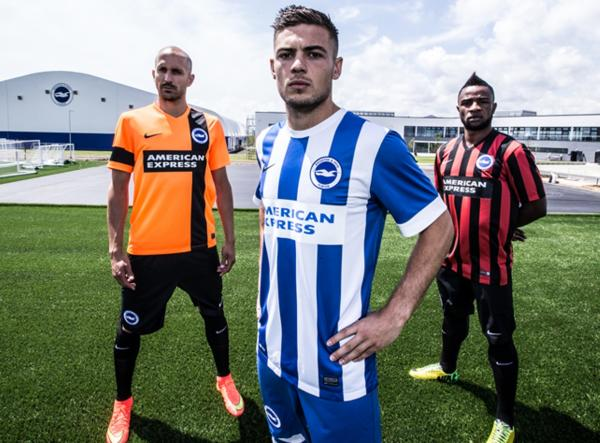 You could win an Albion shirt