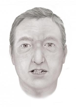 Do you recognise man found washed up on beach?
