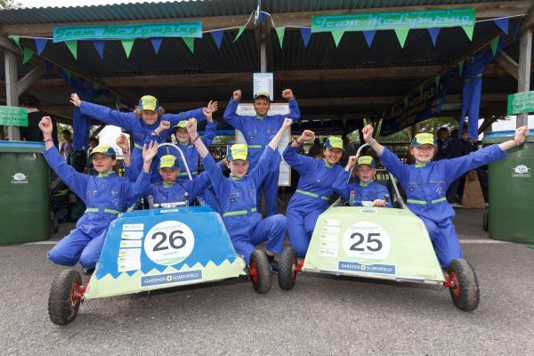 Junior racers enjoy motoring success