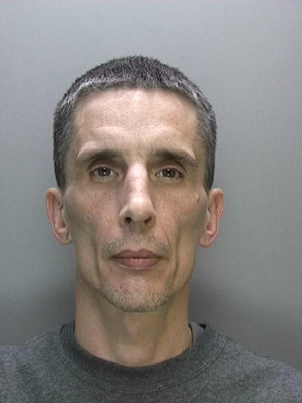 Burglar with 49 convictions for thefts over 30 years jailed again
