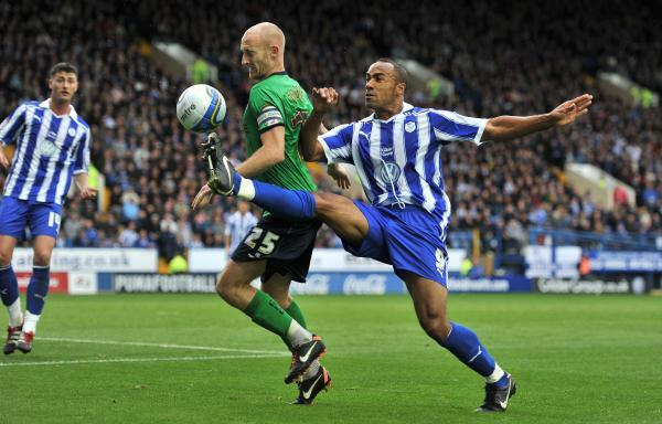 Chris O'Grady was given his debut by former Albion boss Micky Adams