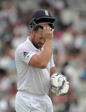 Matt Prior is taking a break from international cricket