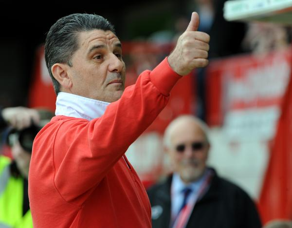 John Gregory played for Albion in the F