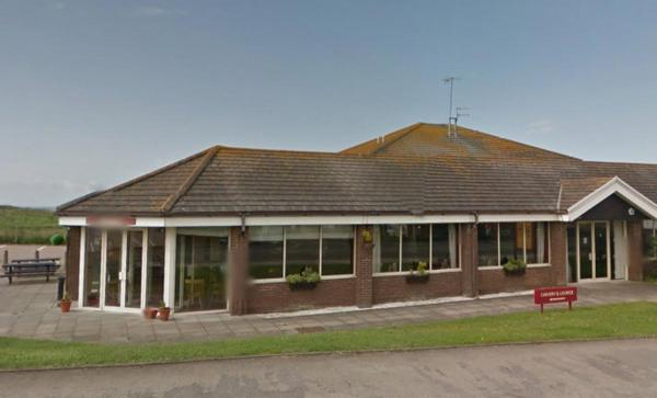 Emergency services were called to the restaurant in Peacehaven
