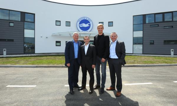 Albion's new training ground is now home to a Category One academy