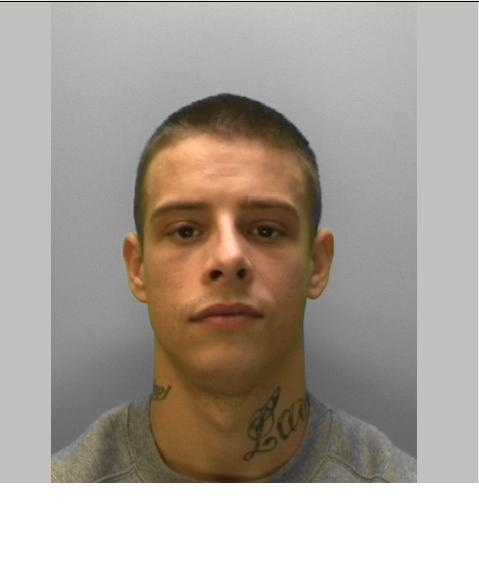 Police are looking for Jamie Halifax, 25