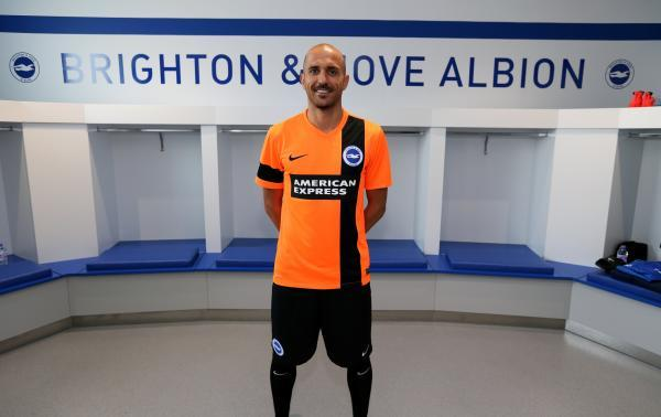 Albion will wear orange and black tonight