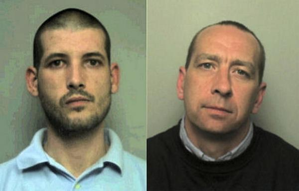 Robbers jailed after holding up cash van