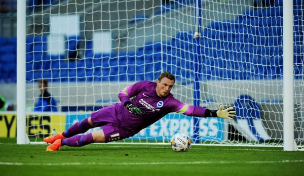 David Stockdale was disappointed with the opening goal against Saints