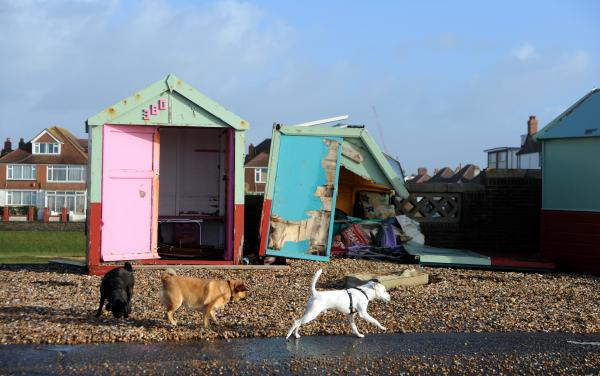 £410,000 for youth hostel part of seaside town storm fund